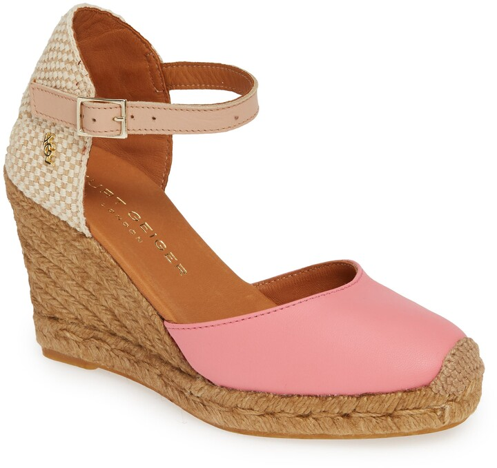94118679cd1 London Monty Espadrille Wedge