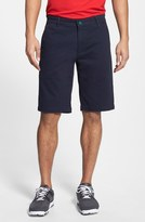 AG Jeans Green Label 'The Canyon' Flat Front Performance Shorts