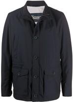 Herno Button-Down Field Jacket
