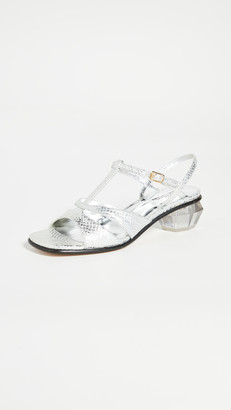 Marc Jacobs The Gem Sandals 40mm