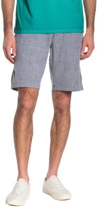 Tommy Bahama Beach Flat Front Linen Blend Shorts