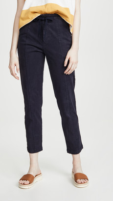 Alex Mill Drawstring Washed Twill Ankle Pants