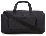 Jeff Banks Dark Grey Textured Holdall Bag