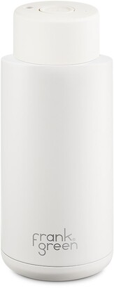 frank green 34-Ounce Push Lid Insulated Tumbler