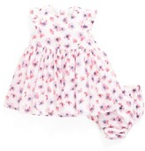 Armani Junior Infant Girl's Floral Print Dress