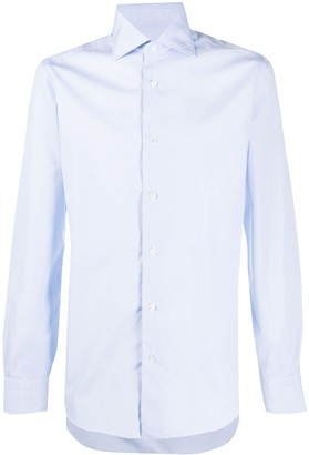 Barba Button-Up Long-Sleeved Shirt