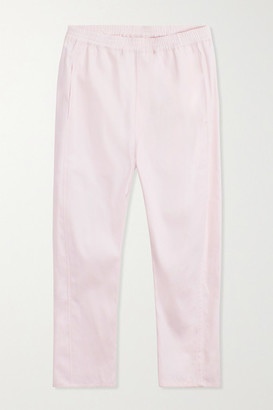 PARADISED Umi Cotton Tapered Pants - Pastel pink