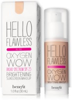 Benefit Cosmetics Hello Flawless Oxygen Wow! Liquid Foundation