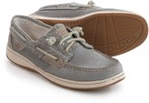 Sperry Ivyfish Sparkle Boat Shoes - Leather (For Women)