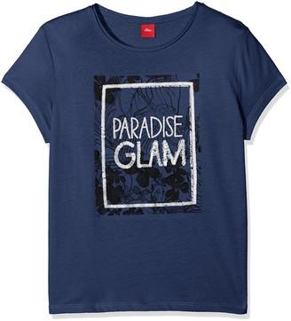 S'Oliver Girls' 66.805.32.5226 T-Shirt