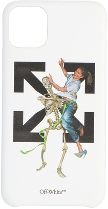 Off-White pascal Skeleton Case
