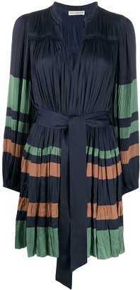 Ulla Johnson Colour-Block Design Dress