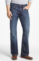 7 For All Mankind 'Brett' Bootcut Jeans (New York Dark)