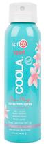 Coola Travel Eco-Lux Continuous Spray SPF50 Guava Mango