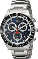 Tissot Men's T0444172104100 PRS516 Chronograph Dial Watch
