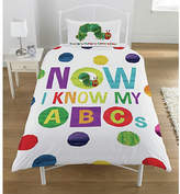 The Very Hungry Caterpillar ABC Bedding Set - Single