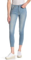 7 For All Mankind Gwenevere High Waist Skinny Ankle Jeans