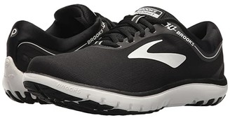 Brooks PureFlow 7 (Black/White) Women's Running Shoes