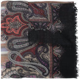 Etro printed scarf - women - Silk/Cashmere - One Size