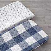 Set of 2 Genevieve Gorder Changing Pad Covers