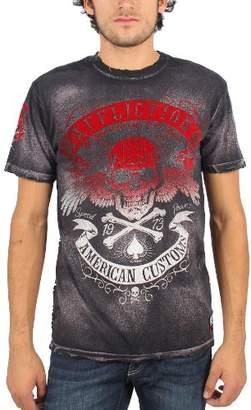 Affliction Men's Speed Run T-Shirt