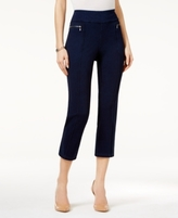 Style&Co. Style & Co Style & Co Petite Pull-On Cropped Pants, Created for Macy's