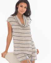 sleeveless cowl neck sweater - ShopStyle