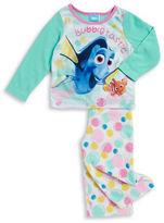 AME Sleepwear Finding Dory Fleece Pajama Set