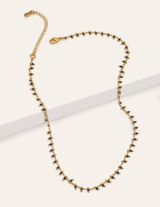 Mini Beaded Necklace