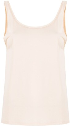Filippa K Soft Sport Flow deep back tank top