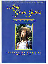 QVC Anne of Green Gables Trilogy Three-Disc DVD Set