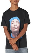 Topman Men's Snoop Dogg T-Shirt