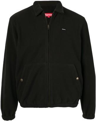 Supreme Polartec Harrington jacket FW17
