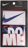 Nike Baby Boy Pack 3 Bodysuit Gift Box