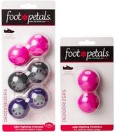Foot Petals Sneaker Deodorizer Kit Insoles Foot Care