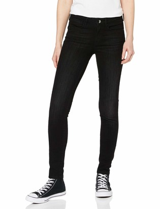 GUESS Women's Jegging Mid Jeans