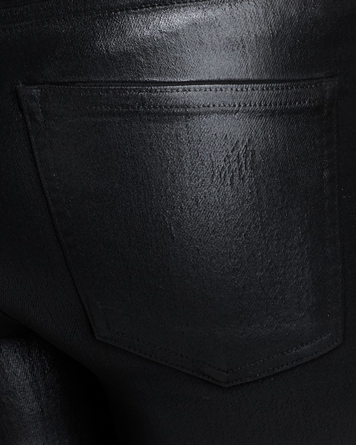 Citizens of Humanity Jeans - Rocket Leatherette in Black