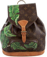 Louis Vuitton Monogram Montsouris Backpack PM