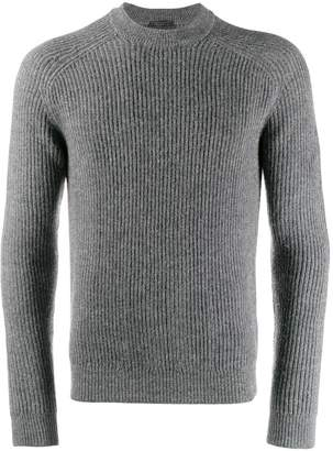 Prada ribbed jumper