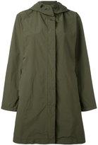 Issey Miyake lightweight jacket - women - Nylon/Polyester - One Size