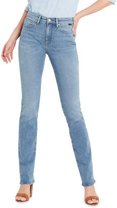 Mavi Jeans Kendra Mid Indigo 90's Stretch Jean
