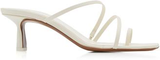 Neous Erandra Leather Slide Sandals