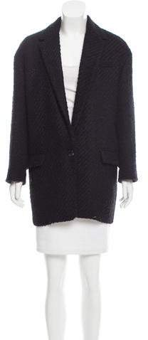 Isabel Marant Bouclé Wool Jacket