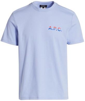 A.P.C. David Organic Cotton T-Shirt