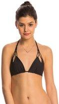 Luli Fama Swimwear Cosita Buena Reversible Triangle Bikini Top 8144414