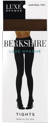 Berkshire Luxe Opaque Control Top Tights