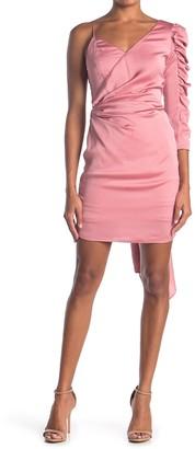 Do & Be One-Shoulder Mini Dress