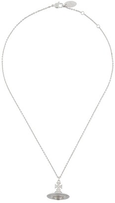 Vivienne Westwood Sorada small Orb pendant necklace