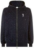 Billionaire Boys Club Galaxy Astronaught Zip-Up Hoodie