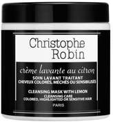 Christophe Robin Cleansing Mask with Lemon/16.6 oz